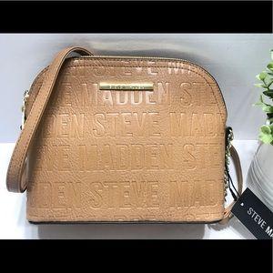 NEW Steve Madden Bmaggel Logo Womens crossbody Bag